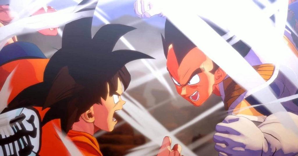 Dragon Ball Z: Kakarot Goku vs Vegeta