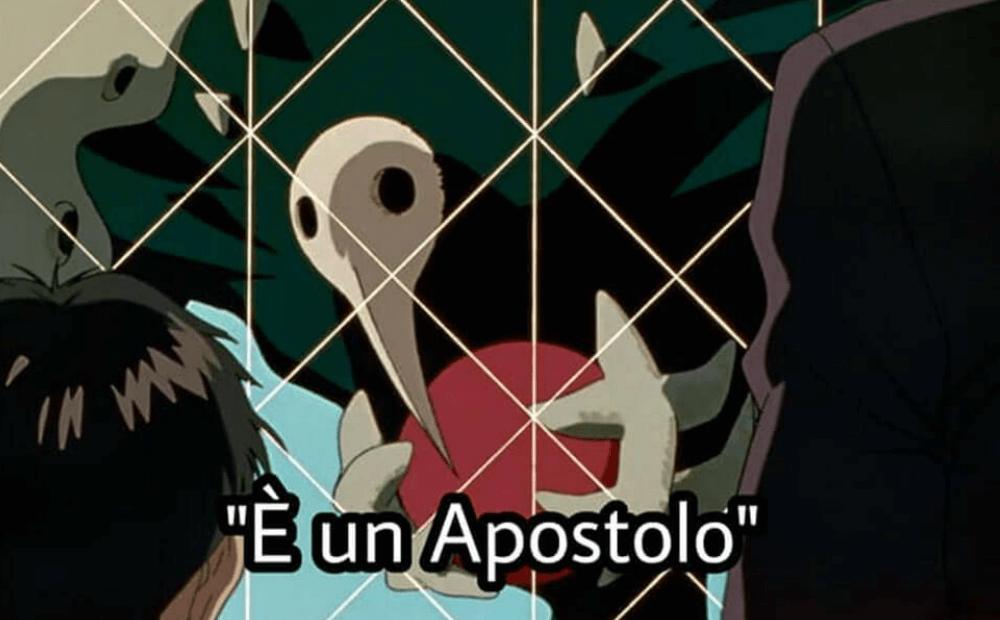 Neon Genesis Evangelion Angeli