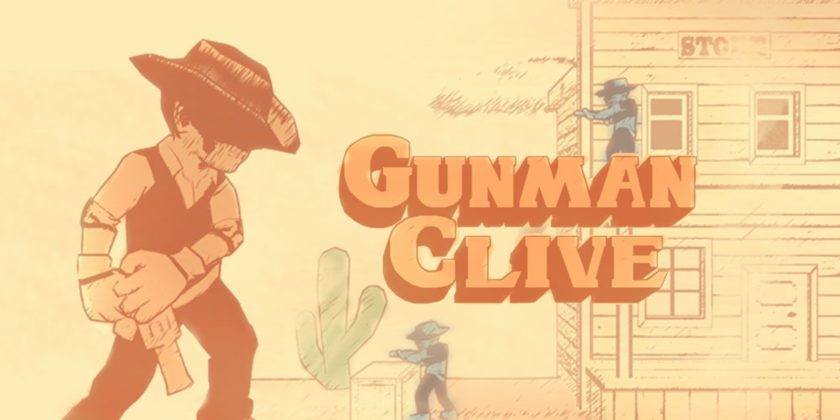Super Punch Patrol Gunman Clive 1