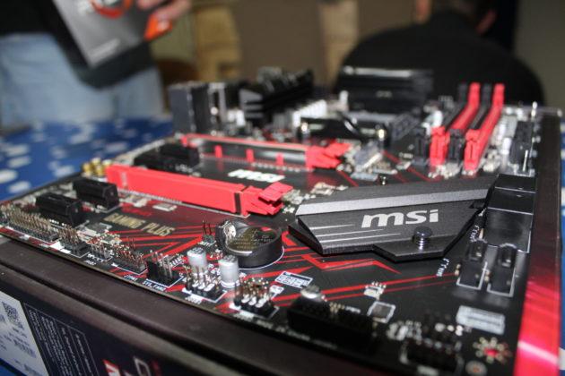 boss fight gallery motherboard