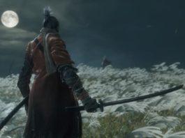 Una schermata di Sekiro, un gioco imperniato di filosofia zen