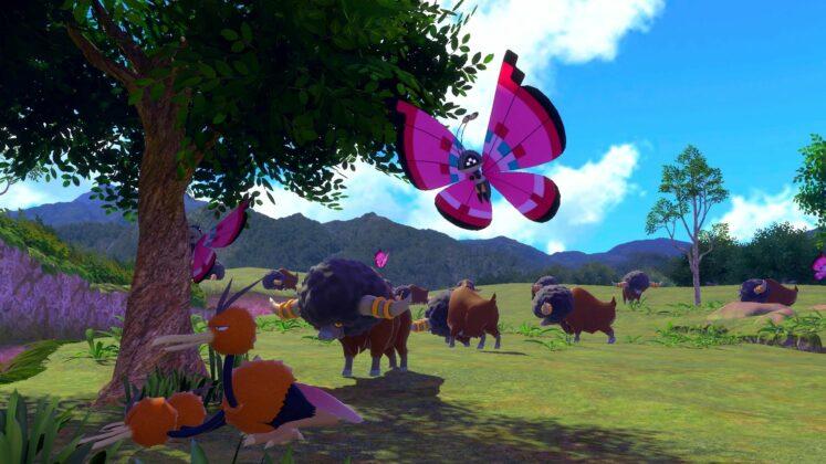 habitat pokémon snap