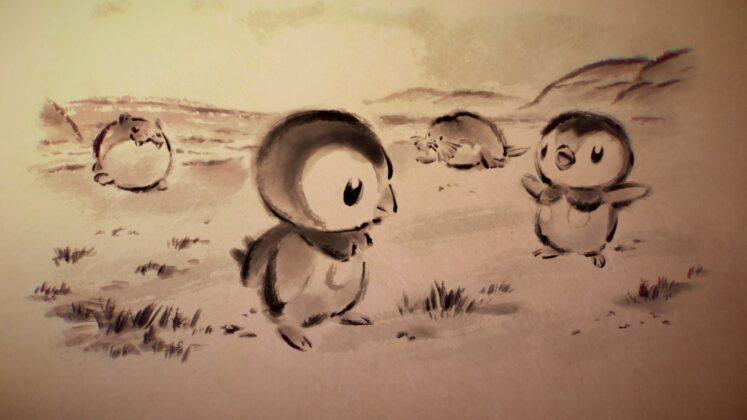 pokémon illustrazioni